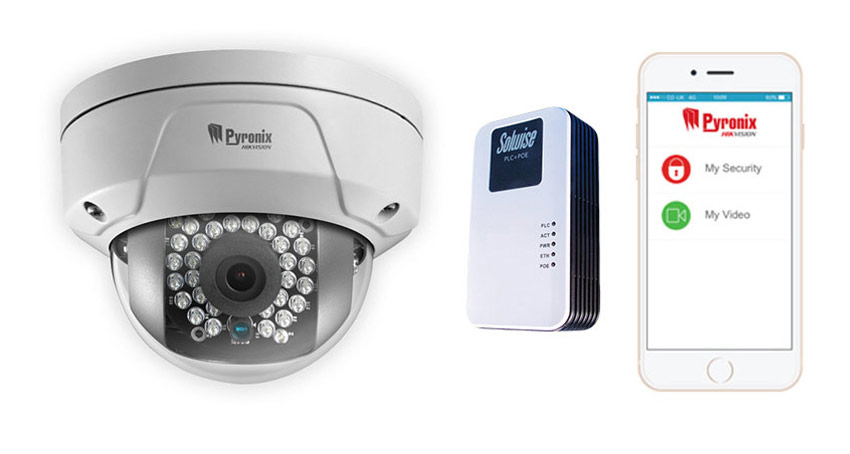 Pyronix-Outdoor-Dome-Camera